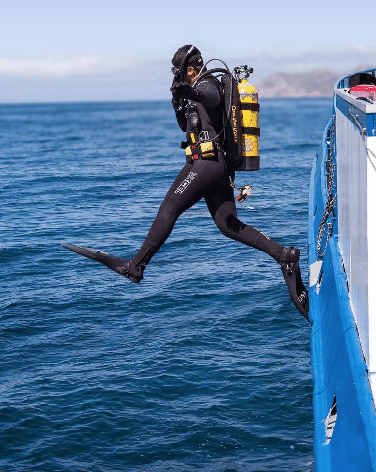 Scuba Dive Channel Islands
