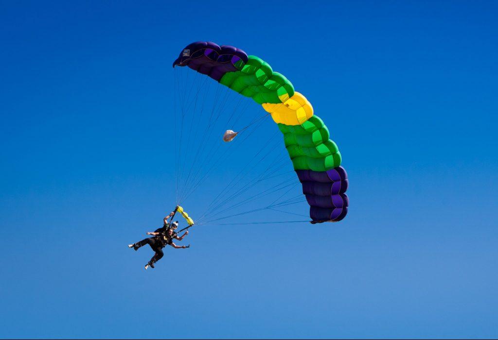 Outdoor lover + Skydiving + Active + Camarillo 20