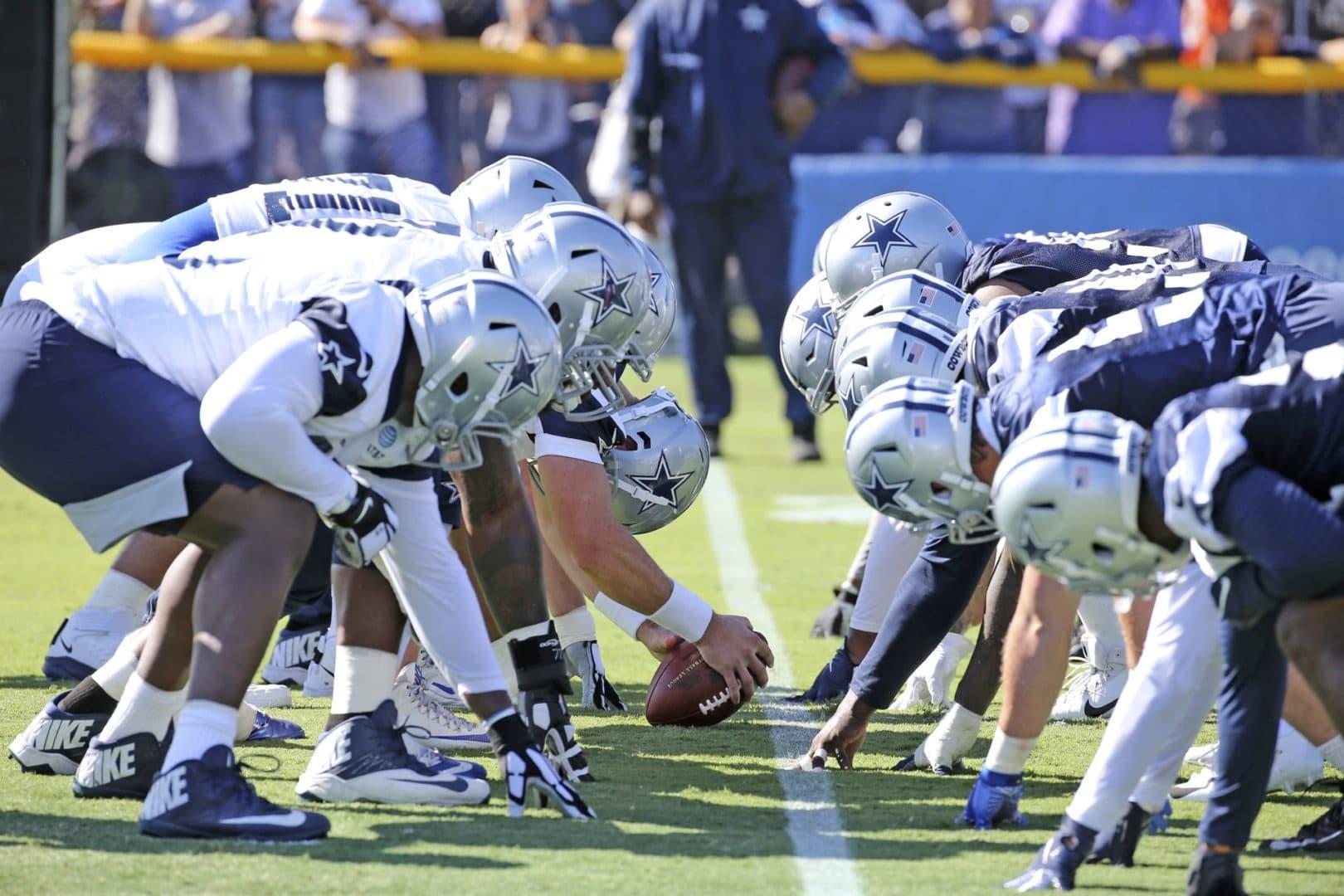 Cowboys training camp