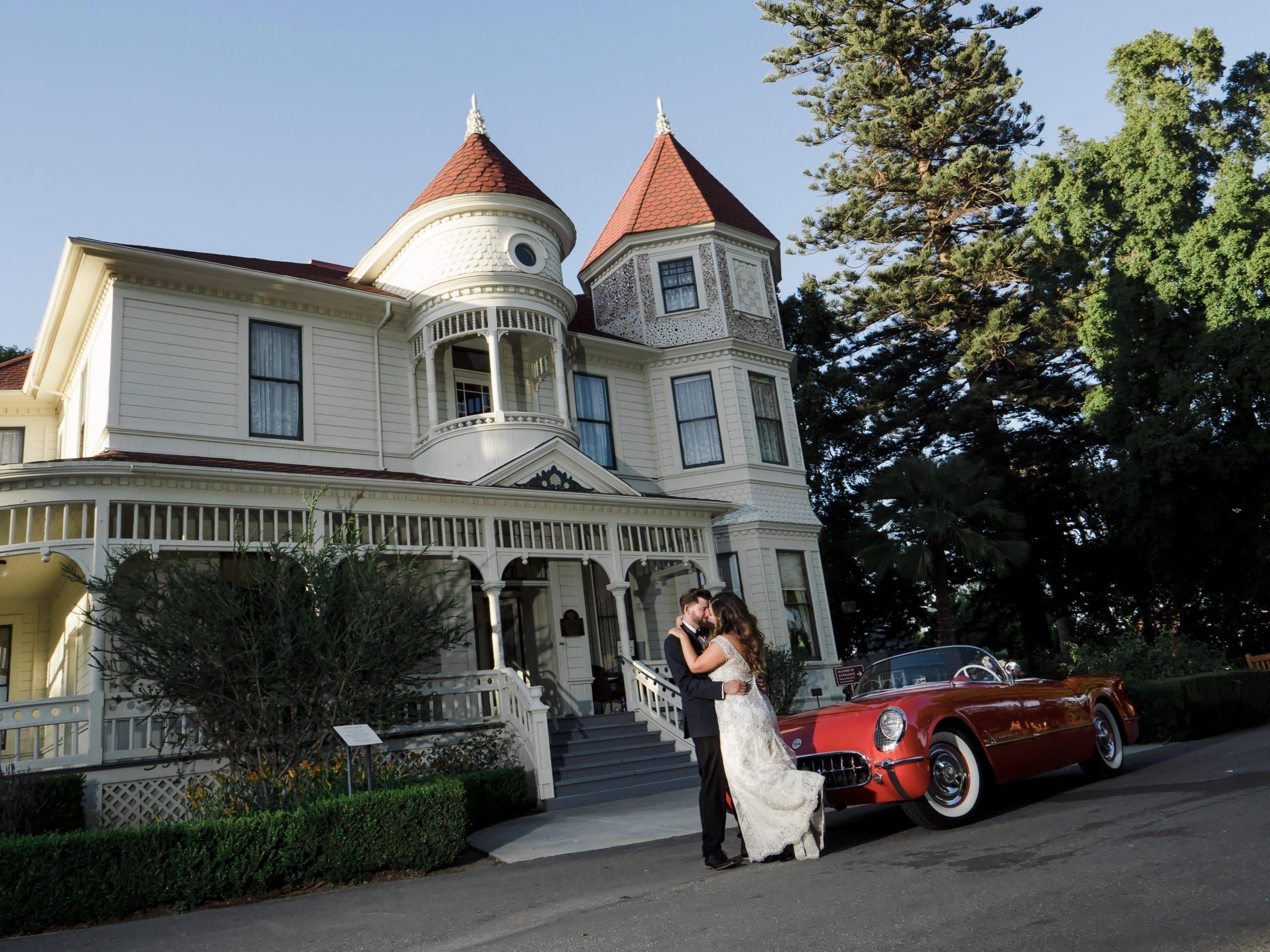 Camarillo Ranch House wedding Wedding 2
