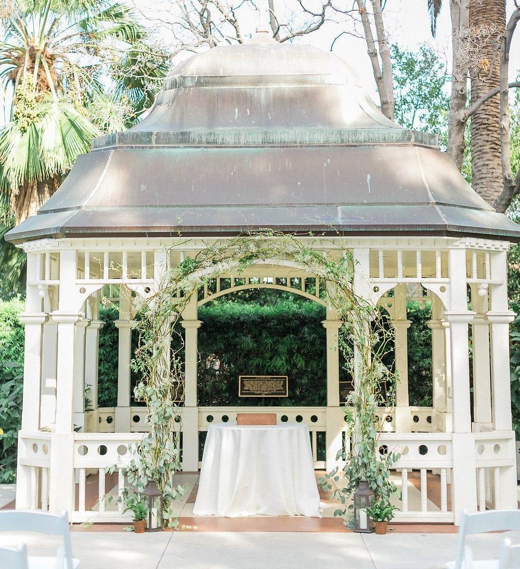 camarillo wedding ranch house