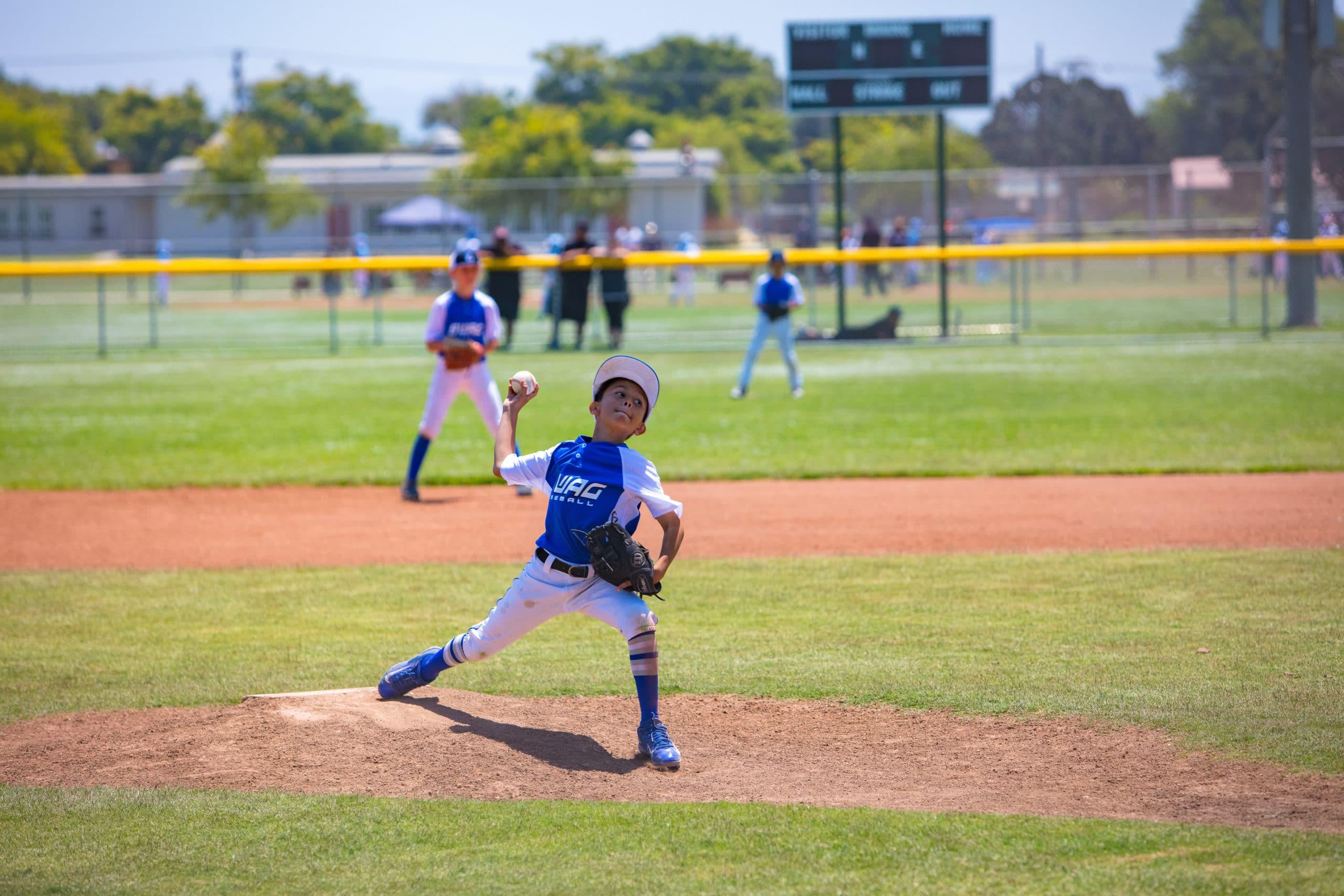 baseball camarillo sports